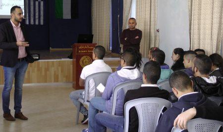 معهد الخوارزمي ينهي برنامجه التوعوي حول التوجيه الدراسي في المدارس