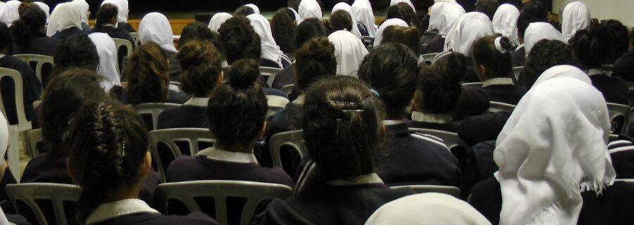 التوجيه الدراسي في المدارس